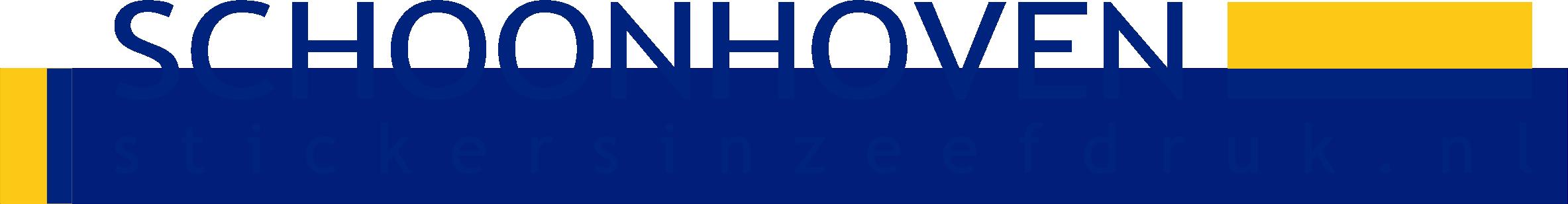 Stickers in Zeefdruk